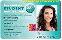 ISIC EYC карта