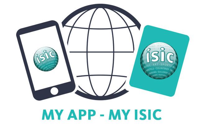 my app - my isic